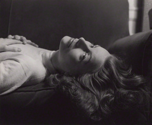 NPG x40124; Greta Garbo by Cecil Beaton