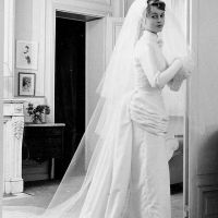 Brigitte Bardot and Roger Vadim's wedding (1952)