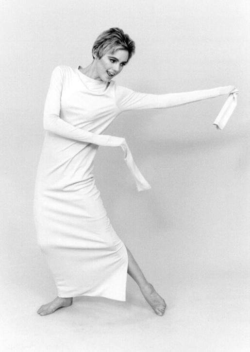 Edie Sedgwick, 1965.A Warhol film star/ **I.V.
