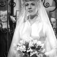 Maria's Wedding Dress: Julie Andrews in The Sound of Music (1965)