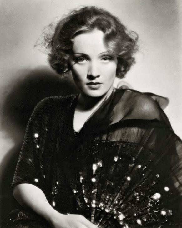 marlene dietrich 1931 - by eugene robert richee