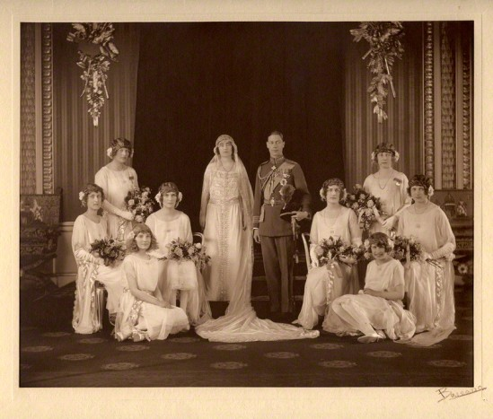 NPG x11910; Royal Family Group by Bassano
