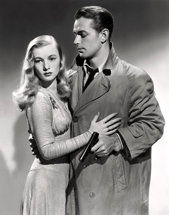 1942 Film Noir Veronica Lake Gun For Hire
