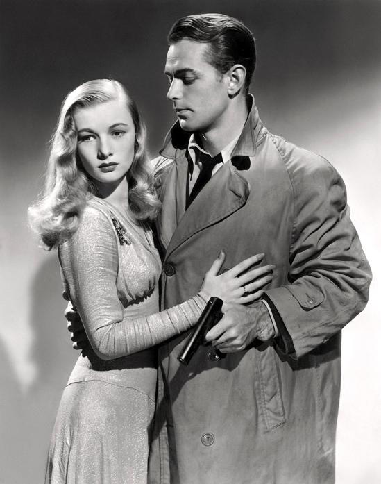1942 Film Noir Veronica Lake Gun For Hire