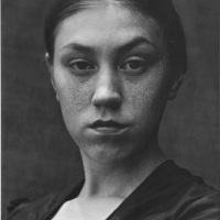 Portraits of Surrealist Xenia Kashevaroff by Edward Weston (1931)