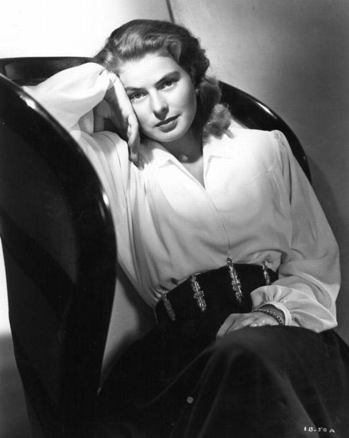 Ingrid Bergman 1960