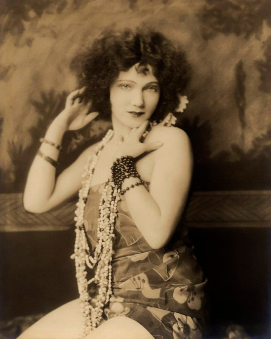 "GILDA GRAY. ""SHIMMY"". BY ALFRED CHENEY JOHNSTON. 1920's"