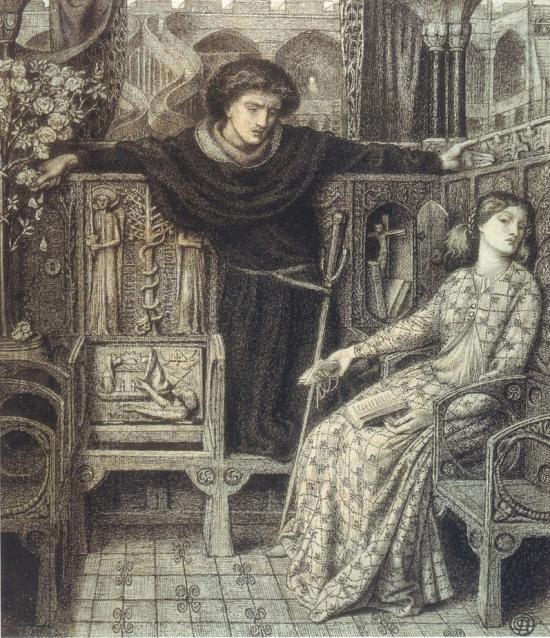 Dante_Gabriel_Rossetti_-_Hamlet_and_Ophelia