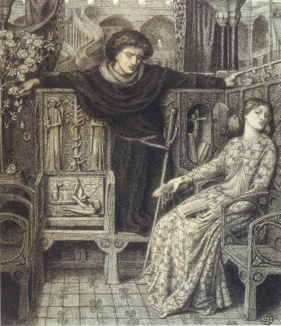 Dante_Gabriel_Rossetti_-_Hamlet_and_Ophelia