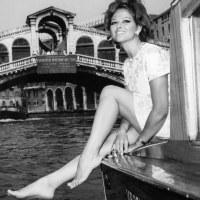 Claudia Cardinale in Venice (1967)