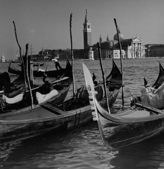 ITALY. Venice. View of the Isola di S. Giorgio Maggiore. 1934.A-IT-VEN-028A