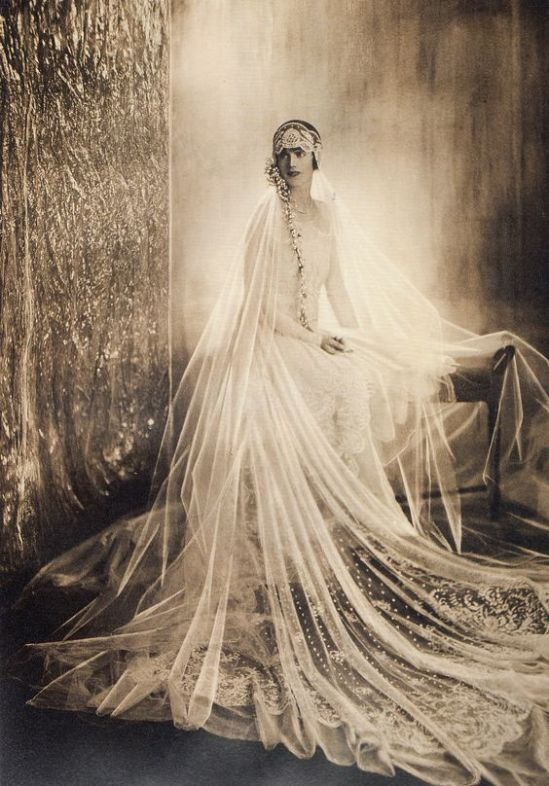 Wedding Dresses From The Bygone