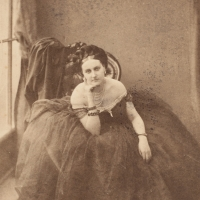 A Collection of Vintage Photos featuring the Countess de Castiglione (La Divine Comtesse)